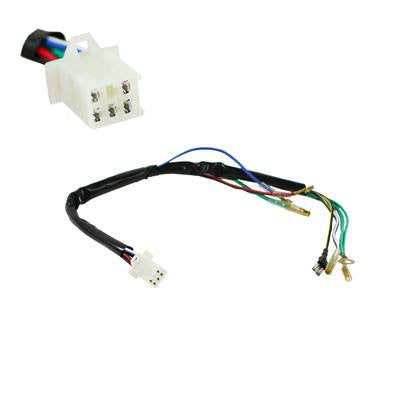 ATV Universal Test Wiring Harness - VMC Chinese Parts