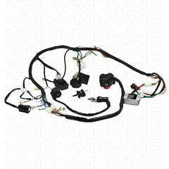 Headlight Wiring Harness for Tao Tao ATM50A/A1 Speedy Scooter