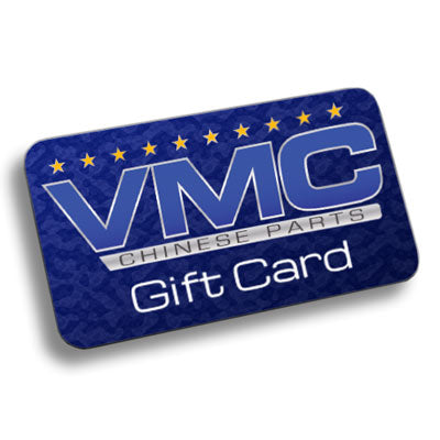 Gift Card - $10, $25, $50 and $100