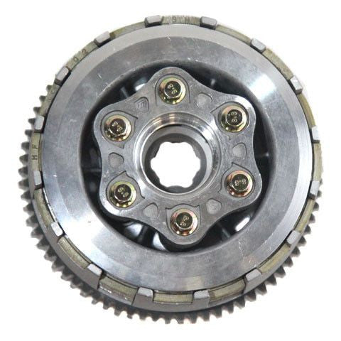 Clutch Assembly - 6 Plate - 6 Bolt - CG 200cc 250cc - ATV Dirt Bike - Version 18