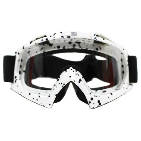 Off-Road Racing Goggle - Spotted