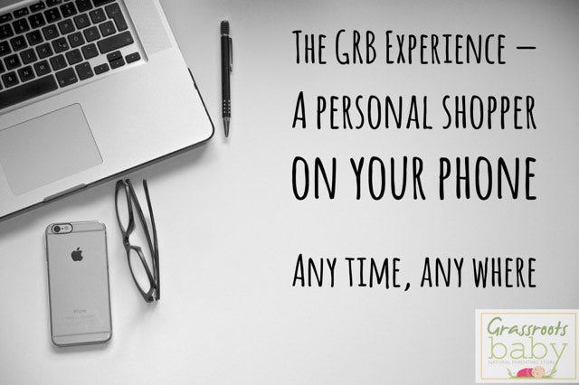The GRB Experience - An online shopping revolution!