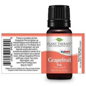 Plant Therapy - Grapefruit Pink Essential Oil 10 mL