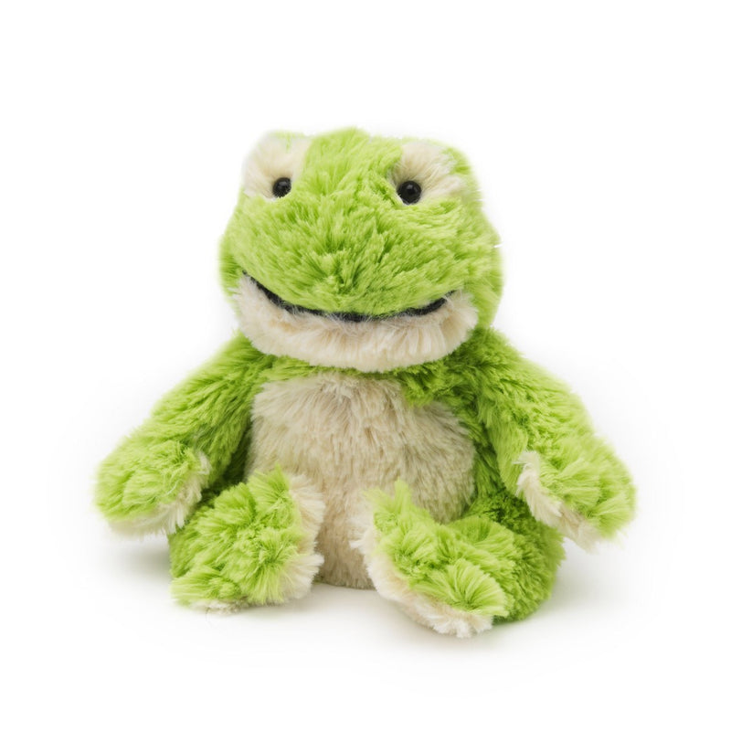 Warmies - Cozy Plush Junior Frog