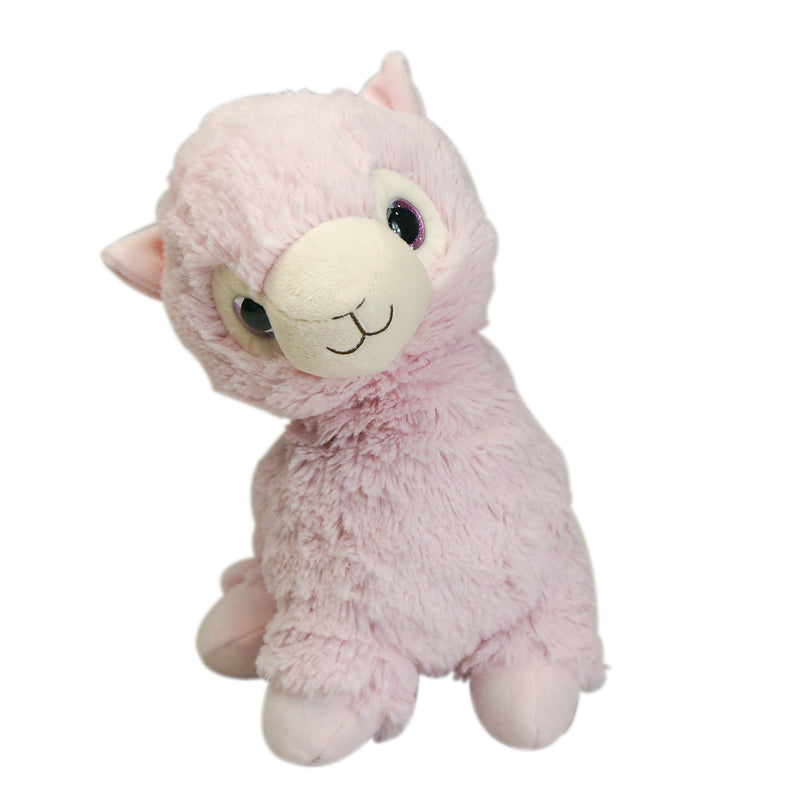 Warmies - Cozy Plush Llama (Pink)