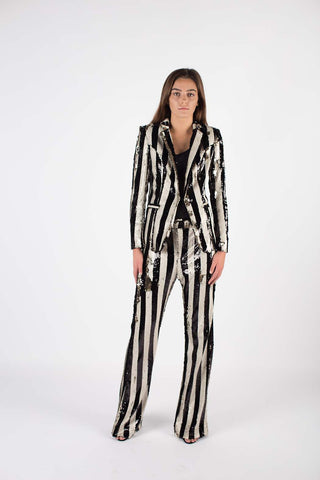 Any Old Iron Stripped Suit
