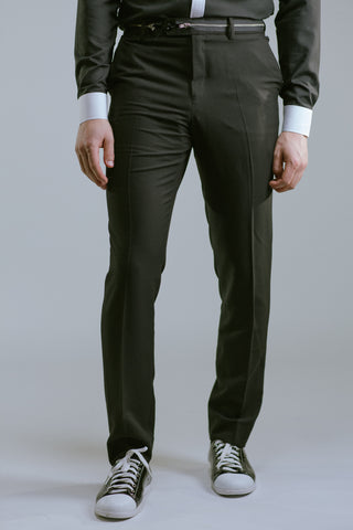 Any Old Iron Zipper Trousers , Mens Bottoms - ANY OLD IRON,  - 1