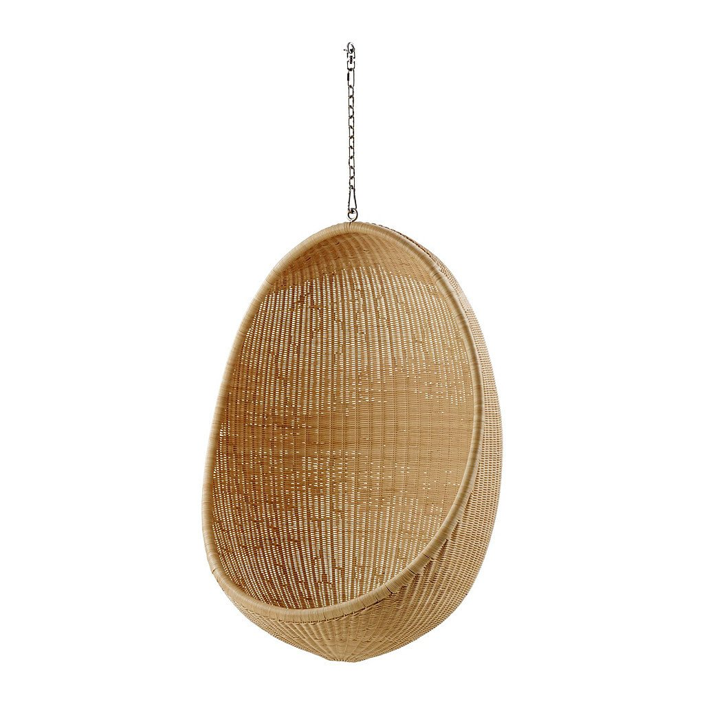 Sika Design Hanging Egg Chair Natural
