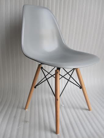 Light Grey Dining Chair
