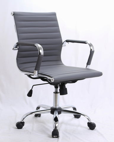 Grey Designer Office Chair
