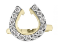 Large Two Become One Horse Shoe Wrap Only - Bennett Fine Jewelry