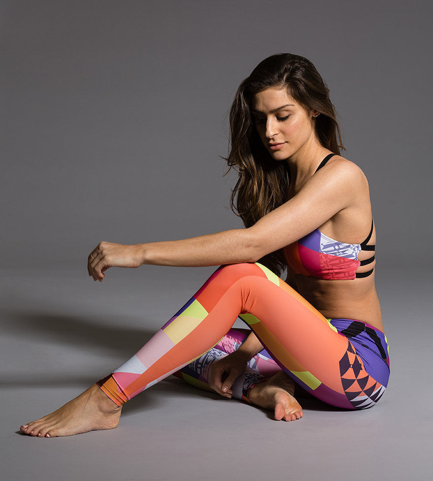 Onzie's Fancy - Graphic Legging, Onzie - Pronounce Activewear