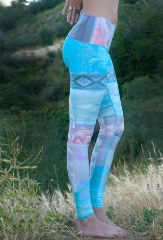 Graphic Legging - Cleo by Onzie