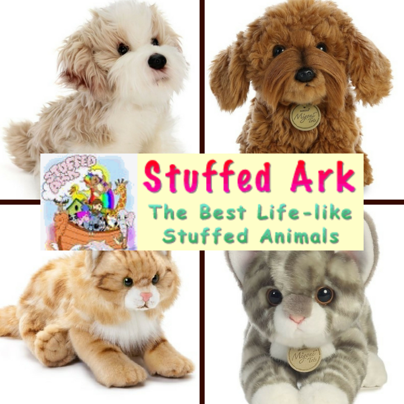 New Stuffed Animals from StuffedArk.com!