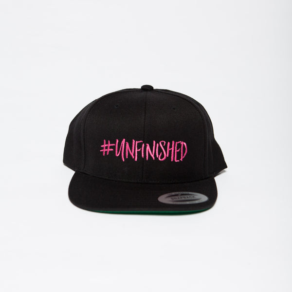 #Unfinished Hat - MandisaOfficial