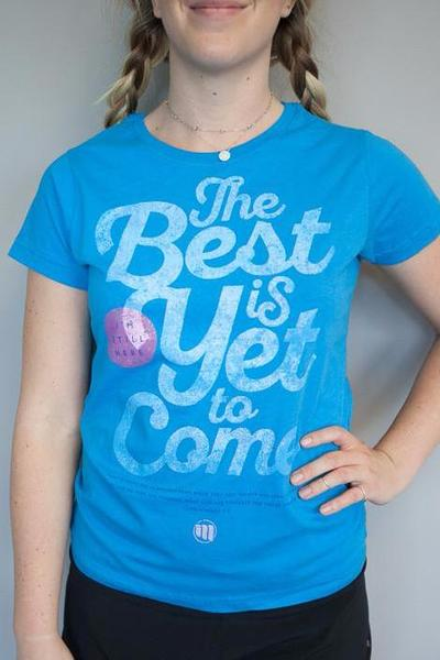 The Best Is Yet To Come Tee - MandisaOfficial