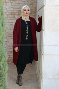 Long Tunic with Embroidery