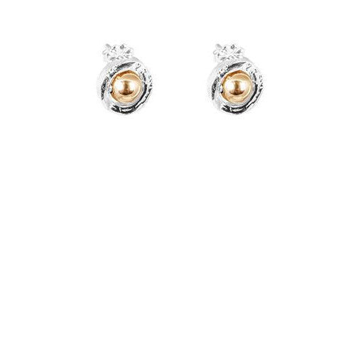 Atticus Fine Stud Earrings