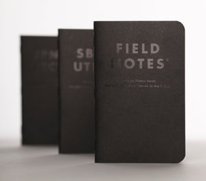 Clandestine Field Notes
