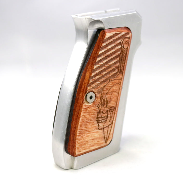 CK DAGGER CCM 86° WOOD GRIP PANELS for CCM 86° Grip Frames