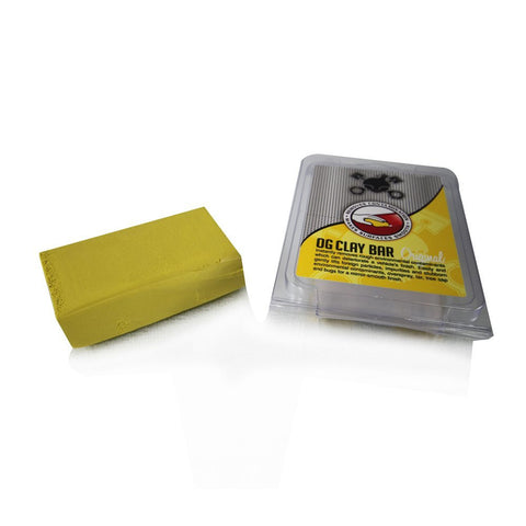 OG Clay Bar, Yellow, Light - Medium (100g)