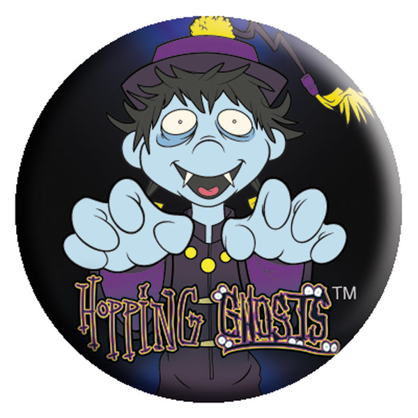 Hopping Ghosts Button