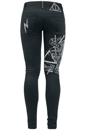 Harry Potter Deathly Hallows Jeans