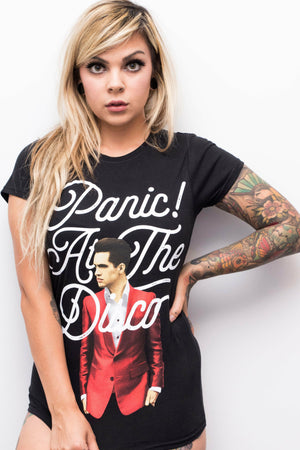 Panic! At The Disco Brendon Urie T-Shirt