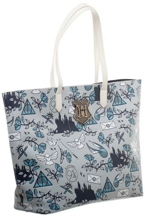 Harry Potter Icons Tote Bag