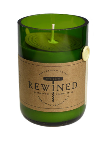 Rewined Signature Wine Bottle Candles - Champagne