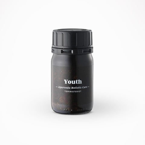 Ayurveda Holistic Care loose Tea Jar - Youth