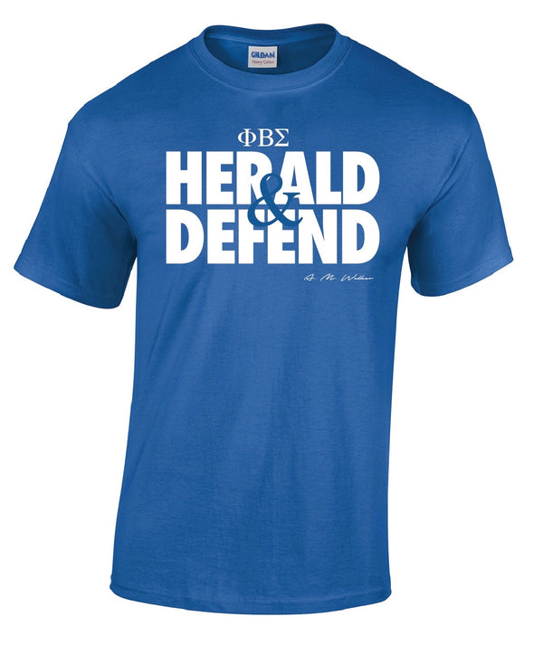 Herald & Defend T-shirt