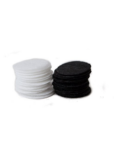 Essential Oils Diffuser Necklace Replacement Felt Pads