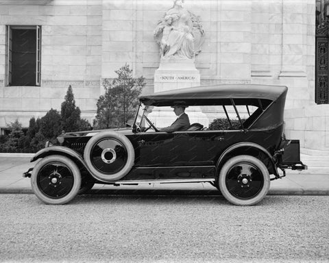 Studebaker Car 1922 Vintage 8x10 Reprint Of Old Photo