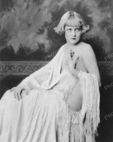 Adele Mason Show Girl Vintage 8x10 Reprint Of Old Photo