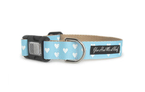 Be My Valentine Dog Collar