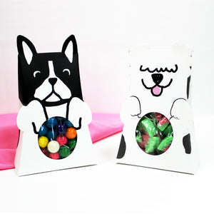 Dog Party Favor Boxes