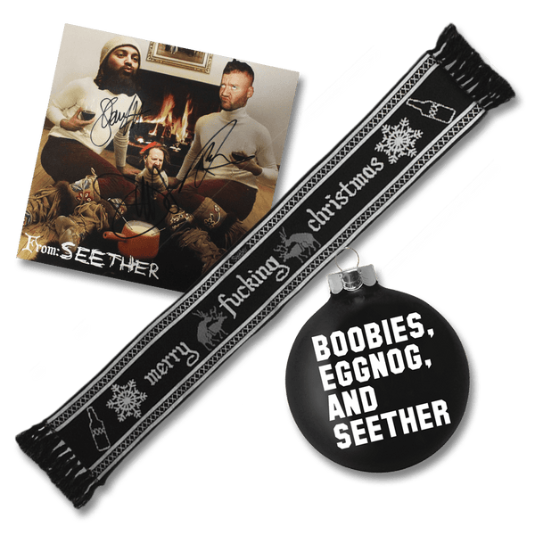 2015 Holiday Bundle - Seether Official Store - 1