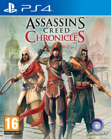 PlayStation 4 Assassin's Creed Chronicles