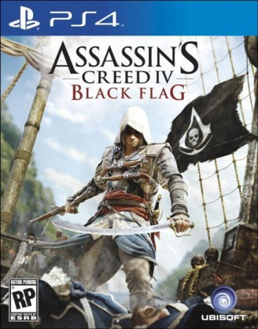 PlayStation 4 Assassin's Creed IV Black Flag