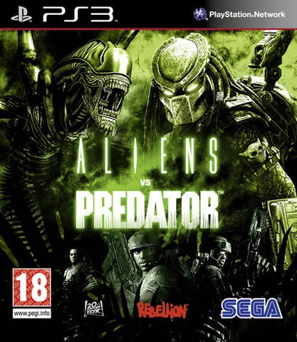 PlayStation 3 Alien vs Predator
