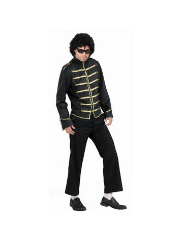 Adult King of Pop Black Jacket-COSTUMEISH