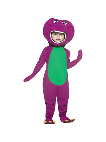 Toddler Barney Costume-COSTUMEISH