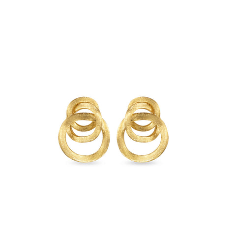 Jaipur Link 18K Yellow Gold Large Knot Earrings