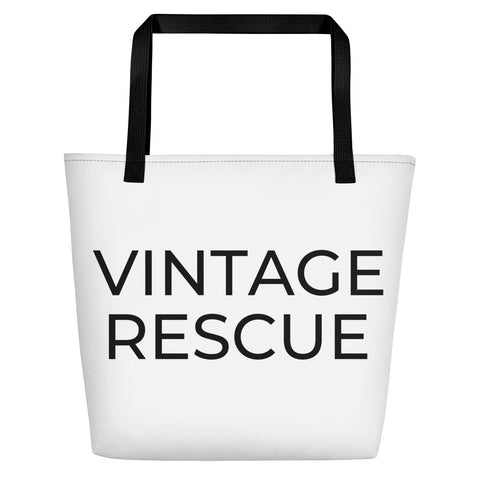 Vintage Rescue Market Bag
