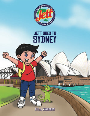 Jett goes to Sydney