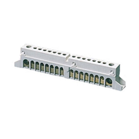 ACDC Insulated Terminal Blocks 1X25 7X10