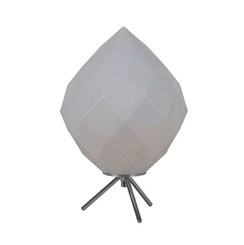 Eurolux Como Table Lamp With Opal Glass