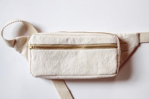 Intermediate Bag Making --- Fennel Fanny Pack