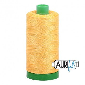 Aurifil Cotton Mako Thread 50 Wt -- Golden Glow-- 3920